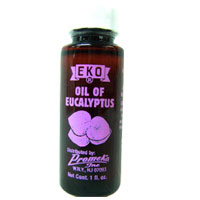 EKO Eucalyptus Oil 1 oz [084562750818]