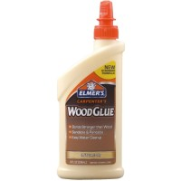 Elmer's Carpenter's Wood Glue, Interior 8 oz [026000070102]