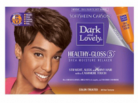Dark and Lovely No-Lye Relaxer, For Color Treated Hair 1 kit [072790004230]