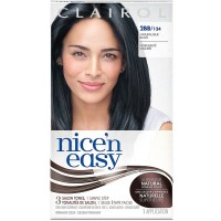 Nice'n Easy [2BB/124] Natural Blue Black Permanent Hair Color 1 ea [381519000409]