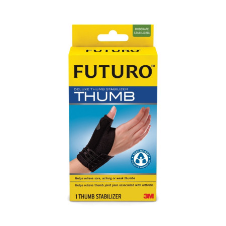 FUTURO Deluxe Thumb Stabilizer Large/X-Large Moderate Stabilizing, 1 Each [051131198548]