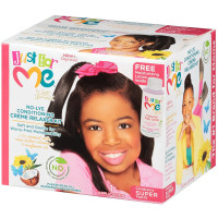 Soft & Beautiful Just for Me No-Lye Conditioning Creme Relaxer Kit-Children's Super 1 ea [802535373006]