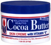Hollywood Beauty Cocoa Butter Skin Creme 7.50 oz [045836001005]