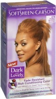Dark and Lovely Permanent Hair Color 378 Honey Blonde 1 Each [072790003783]