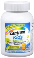 Centrum Kids Chewable Tablets 80 Tablets [300054237200]