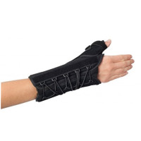 ProCare 79-87490 Quick-Fit WTO Wrist/Thumb Support Splint, Left, Universal  1 ea [888912035538]