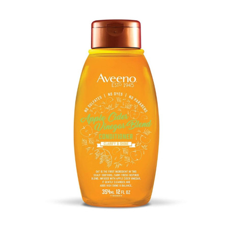 AVEENO Apple Cider Vinegar Blend Conditioner, 12 oz  [052800673052]