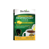 Herbion Natural Respiratory Care Herbal Granules, Natural Lemon Flavor,  10 ea [040232174940]