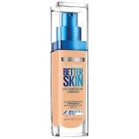 Maybelline New York SuperStay Better Skin Foundation, Warm Nude 1 oz [041554442694]