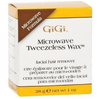 GiGi Microwave Tweezeless Wax 1 oz [073930025504]