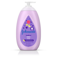 Johnson's Bedtime Baby Lotion with NaturalCalm Essences, Hypoallergenic & Paraben Free, 27.1 oz [381371174621]