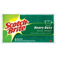Scotch-Brite Heavy Duty Scrub Sponge 1 ea [021200000034]