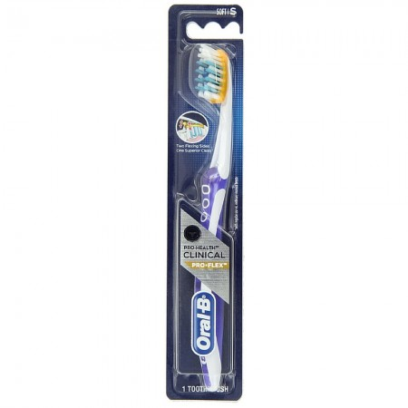 Oral-B Pro-Health Clinical Pro-Flex Soft Toothbrush 1 ea [300410100049]