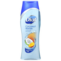 Dial Hydrating Body Wash, Coconut Water+Mango 16 oz [017000112657]