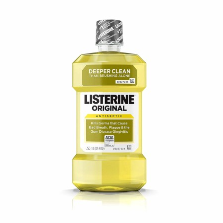 Listerine Original 250 mL [312547701280]