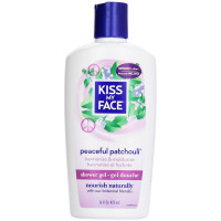 Kiss My Face Shower Gel, Peaceful Patchouli 16 zo [028367828815]