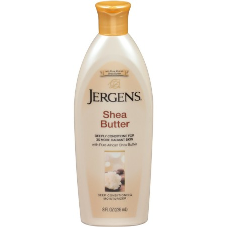 Jergens Shea Butter Deep Conditioning Moisturizer 8 oz [019100110113]