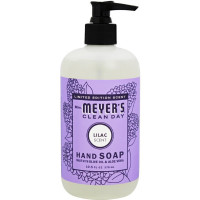 Meyers Clean Day Liquid Hand Soap, Lilac 12.5 oz [808124700574]