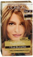 L'Oreal Superior Preference True Brunettes - UL61 Ultra Light Ash Brown (Cooler) 1 Each [071249253434]
