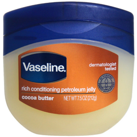 Vaseline Rich Conditioning Petroleum Jelly Cocoa Butter 7.5 oz [305210069275]