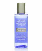 Neutrogena Oil Free Eye Makeup Remover 3.8 oz, 2 pack [086800124313]