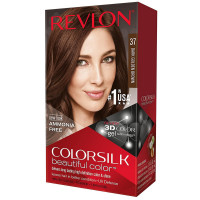 Revlon Colorsilk Dark Golden Brown 37 4.4 oz [309978456377]