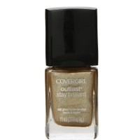 CoverGirl Outlast Stay Brilliant Nail Gloss, Golden Opportunity [230] 0.37 oz [008100007622]