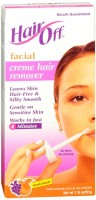 HairOff Creme Facial Hair Remover 1.80 oz [018515011022]