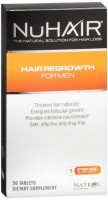 NuHair Hair Regrowth for Men Tablets 50 Tablets [733530490002]