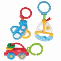 Fisher-Price On-the-Go Gift Set 3 ea [746775119331]