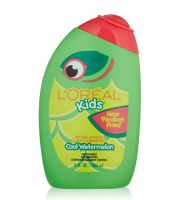 L'Oreal Kids 2-in-1 Shampoo Thick or Curly or Wavy Hair 9 oz [071249237045]