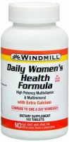Windmill Daily Women's Health Formula Multivitamin Tablets 100 Tablets [035046000783]