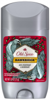 Old Spice Wild Collection Hawkridge Scent Men's Invisible Solid Anti-Perspirant & Deodorant 2.6 oz [012044038673]