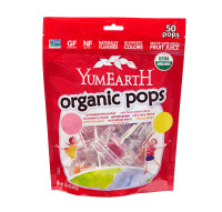 Yume Earth  Organic Lollipops 12.3 oz [890146001869]