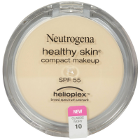Neutrogena Healthy Skin Compact Makeup SPF 55 with Helioplex, Classic Ivory [10] 0.35 oz [086800007531]
