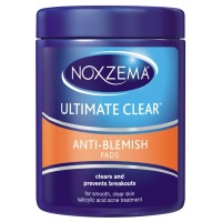Noxzema Ultimate Clear Pads Anti Blemish 90 ct [087300560076]