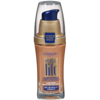 L'Oreal Visible Lift Serum Absolute Advanced Age-Reversing Makeup, Classic Tan 1 oz [071249179031]