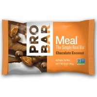 Probar The Simply Real Bar, 3 oz Bars, Chocolate Coconut 12 ea [853152100346]