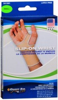 Sport Aid Slip-On Wrist Support SM 1 Each [763189016704]