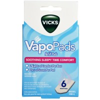 Vicks Pediatric VapoPads Refill Pads 6 ea [328785100051]