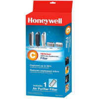 Honeywell HEPA Clean Air Purifier Replacement Filter 1 ea [092926000905]