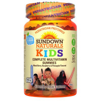 Sundown Naturals Kids Star Wars Complete Multivitamin 60 ea [076460684579]