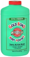 Gold Bond Body Powder Medicated Extra Strength 10 oz [041167041000]