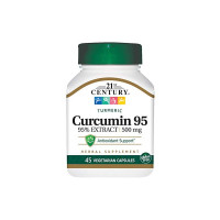 21st Century Curcumin 95 Herbal Supplements,  45 ea [740985227572]
