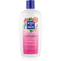 Kiss My Face Miss Treated Conditioner, Palmarosa Mint 11 oz [028367834694]