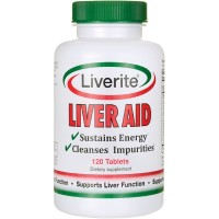 Liverite The Ultimate Liver Aid 120 ea [616110122350]