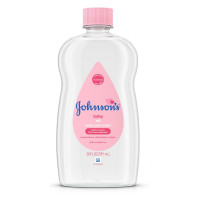 JOHNSON'S Baby Oil 20 oz [381370033202]
