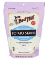 Bob's Red Mill Gluten Free Potato Starch 22 oz [039978025258]