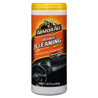 Armor All Cleaning Wipes, Orange 25 ea [070612108319]