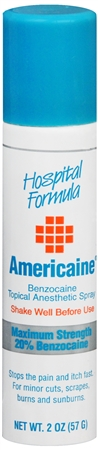 Americaine Spray 2 oz [363736378820]